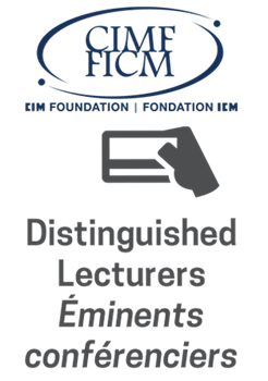 Picture of Contribution to the CIMF Fund for Distinguished Lecturers