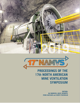Picture of NAMVS: Proceedings of the 17th North American Mine Ventilation Symposium