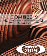 Picture of Proceedings  of the 58th Conference of Metallurgists Hosting the International Copper Conference 2019 - USB Key
